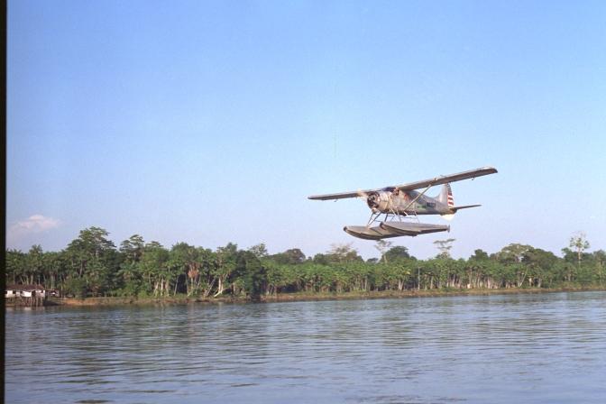 Brazil Float Plane