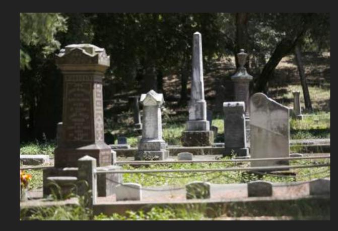 Oak Mound Cemetery Hburg